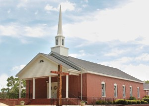 Henderson church pic